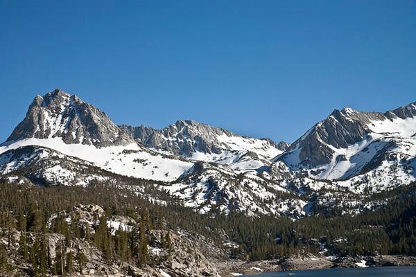 Above South Lake, Bishop Canyon #2244