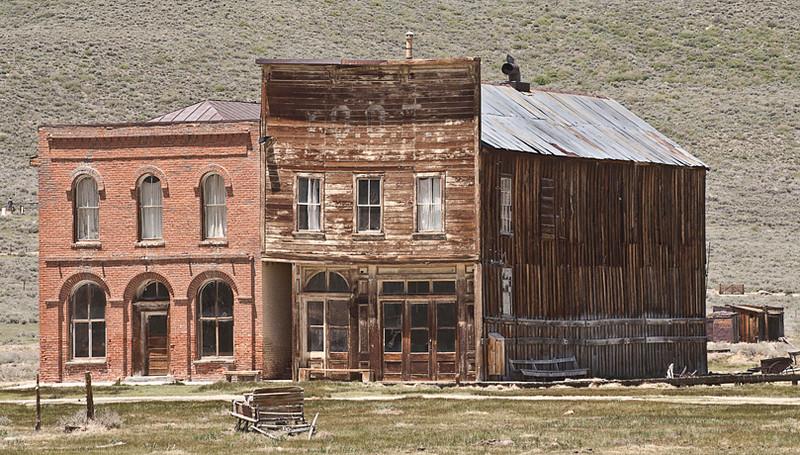 Bank and Union Hall