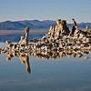 Tufa Formations Reflected