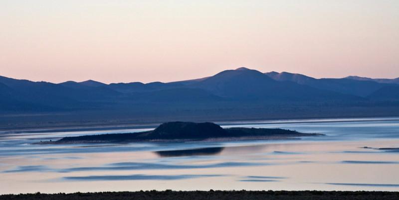 Black Island, Mono Lake