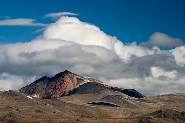 Cloud & Mountain Harmony