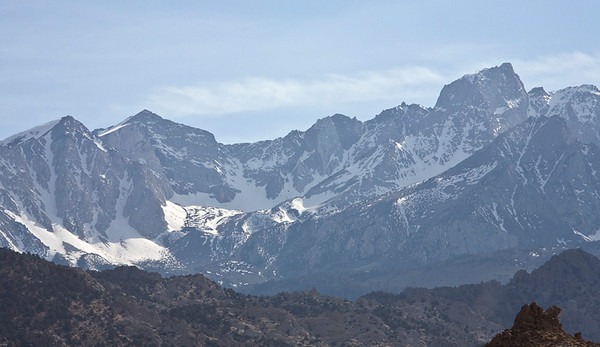 Some of the Remaining Sierra Nevada Glaciers