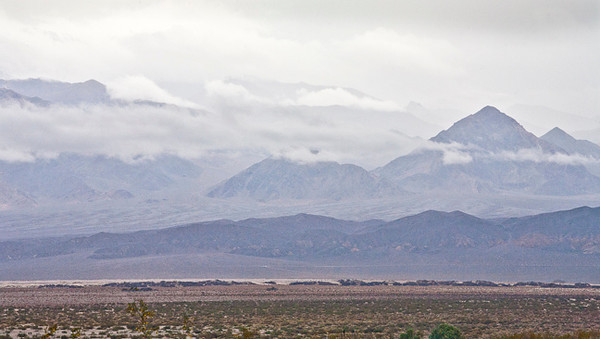 Rainy Day, Death Valley #0776