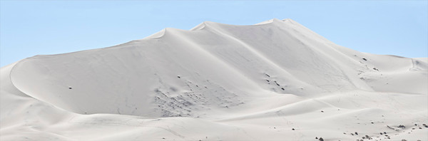 Eureka Dunes Duo (2 images combined; 8 x 24 inches)