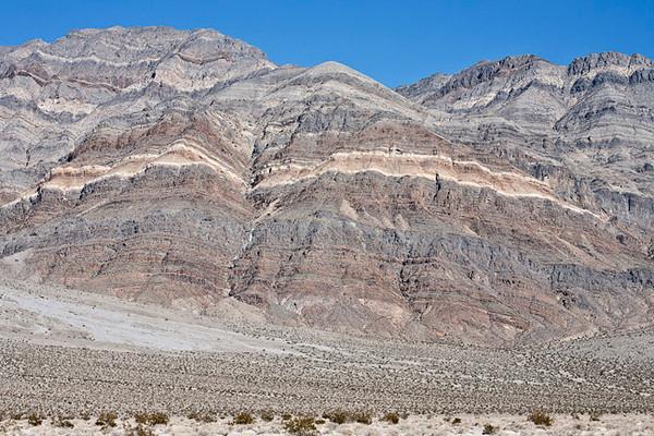 #0013  Striped mountain in Eureka valley.