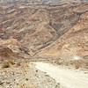 Near Mosaic Canyon #0220, down the road from Stovepipe Wells