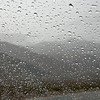 Rainy Day, Death Valley #0758  Near Stovepipe Wells.