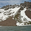 Ellery Lake With Snow & Ice in May