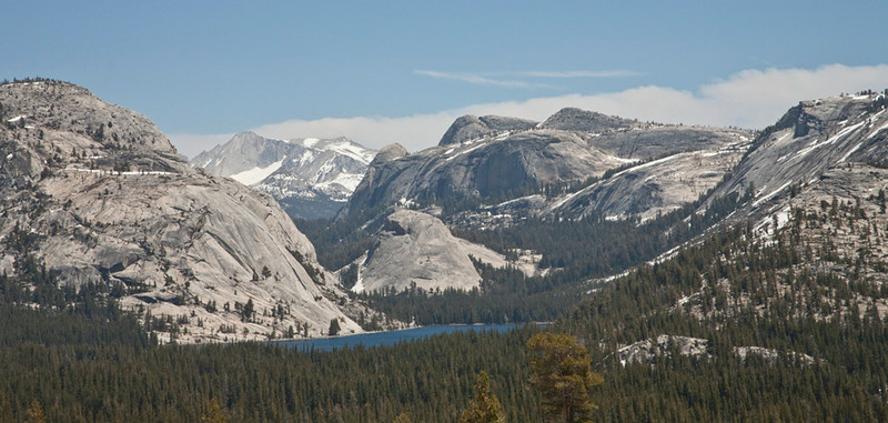 Lake Tenaya From Olmstead Point