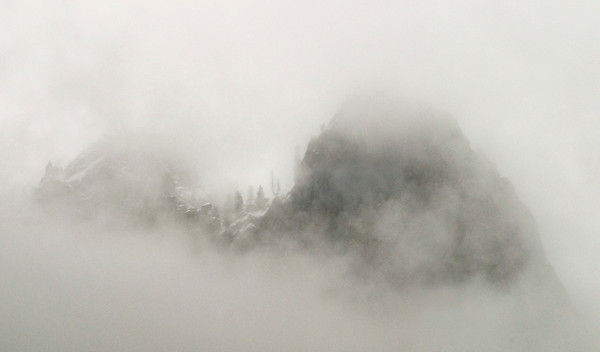 Sentinel In The Clouds