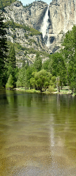 Merced River On A Spring Day