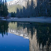 Winter Reflection, El Capitan