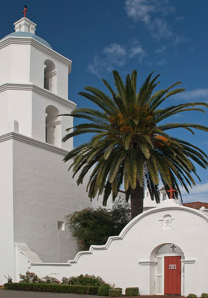 Mission San Luis Rey De Francia (18th mission; founded 1798)