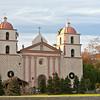 Mission Santa Barbara (10th mission; founded 1786)