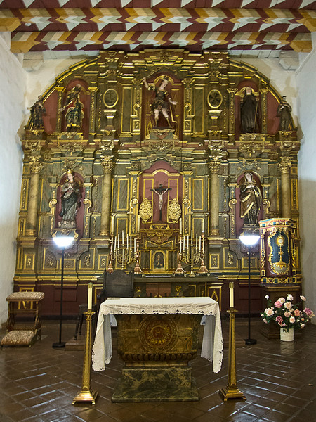 Mission San Francisco De Asis (Mission Dolores, 6th mission, founded 1776)
