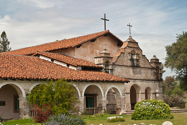 Mission San Antonio de Padua (3rd mission; founded 1771)