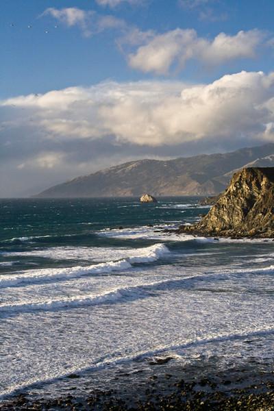 A Peaceful Big Sur