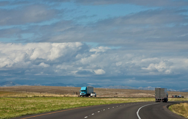 Keep On Truckin', Central Valley #0957