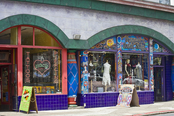Downtown Haight Ashbury