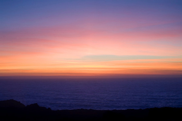Sea Ranch Sunset I