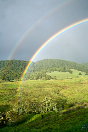 Rainbow in the Valley II
