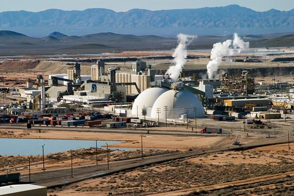 The Desert Dwellers (Boron Mining)