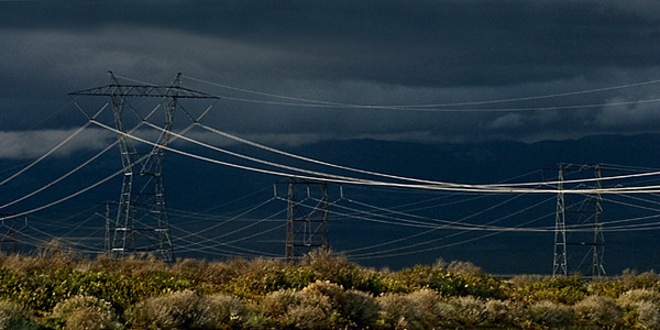 Storm Light On The Lines