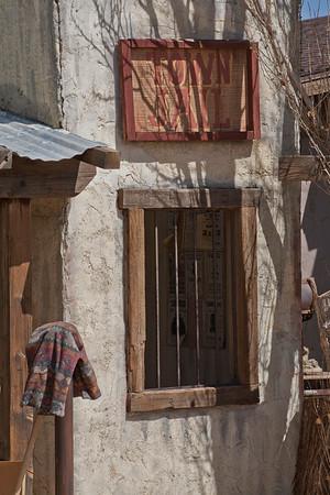 Pioneer Town Jail
