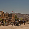 Riders, Pioneer Town, Morongo Canyon