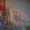 Santa Barbara Courthouse Mural