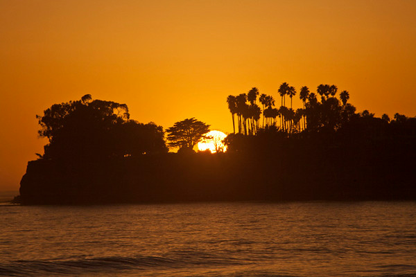Santa Barbara Sundown