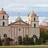 Mission Santa Barbara, Established 1786