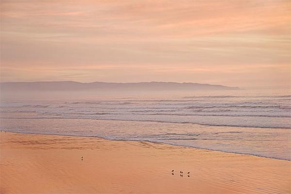 Evening Whispers II (Pismo Beach)