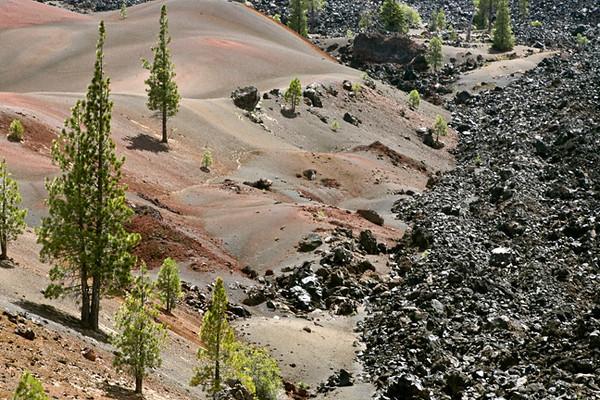 Devastated Area, Lassen