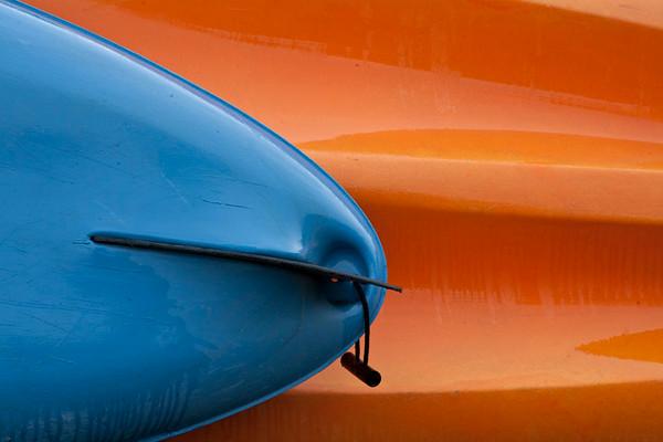 Canoe Abstract