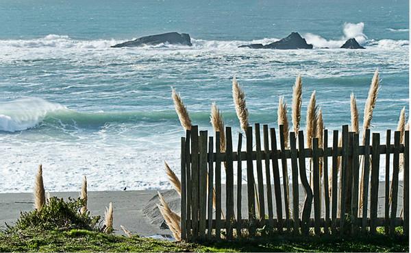 Gualala Fence