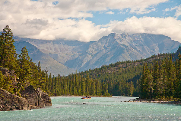 Huckelberry Finn & Friends (5 minutes from downtown Banff)