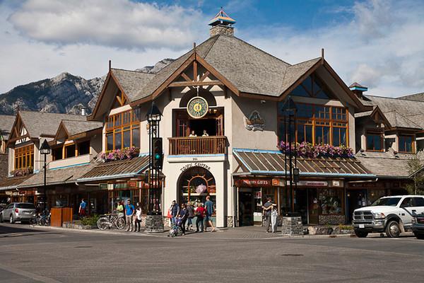 Banff Corner