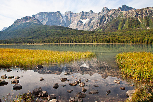 Waterfowl Lakes I