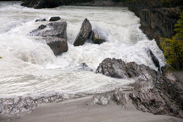 Kicking Horse River II