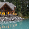 At Emerald Lake (Yoho)