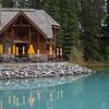 At Emerald Lake (Yoho)