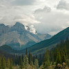 Changing Weather in Yoho Country