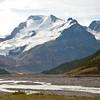 Mt. Athabasca & Athabasca Glacier