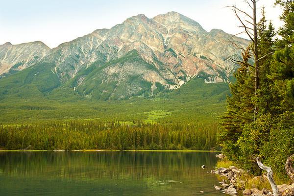The Namesakes (Pyramid Lake & Pyramid Mountain)