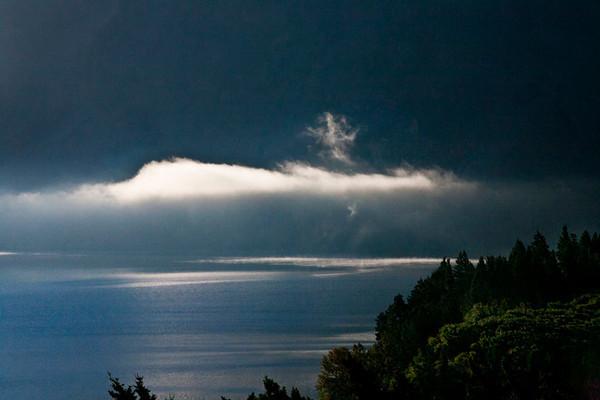 Bright Cloud (Waterton Lakes NP)