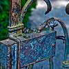 Rusty Gate IV (Filoli Gardens)