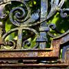 Rusty Gate II (Filoli Gardens)