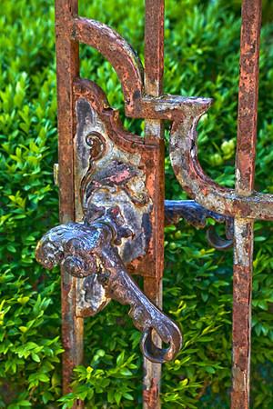 Rusty Gate I (Filoli Gardens)