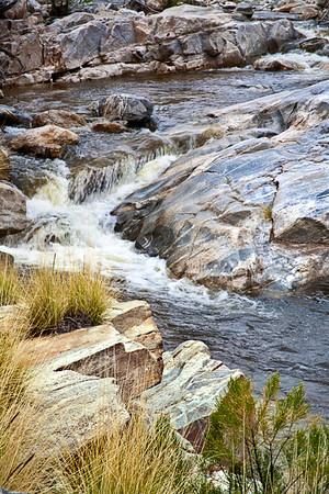 Water Flow in Sabino Canyon